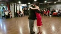 王萌和金已暎即兴探戈表演 @首尔EL TANGO Meng Wang and Sonya Kim tango at El Tango Seoul