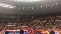 中国女排 VS 美国女排 五局大战 赛点最后一分 世锦赛
