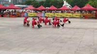 2018年广东省自由式轮滑锦标赛轮舞第一名 江门市队《ling ga ling ga》