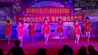 蓬地屋舞蹈队《hou不住的爱》2018金塘桂山广场舞联欢晚会