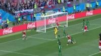 2018世界杯精华 俄罗斯vs沙乌地阿拉伯