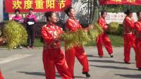 心意团二组舞蹈爱的付出----峨眉山心意团九九重阳节庆祝活动     洪哥摄像