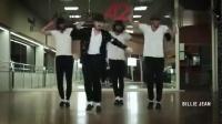 国外舞团再现MichaelJackson的历年经典舞蹈!太酷炫了!