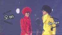 【末日雞蛋黃字幕組出品】Super Junior D&E 红了哥哥 高清中韓雙語