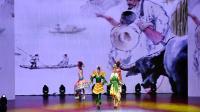 2018.10.15麦子店参加北京市第六届老年艺术节《中国节》