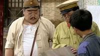 地下交通站孙掌柜可把伪军和翻译官难住了,气得直打脑勺