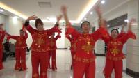 泉舞艺术团重阳节慰问演出  舞蹈《战士爱唱东方红》