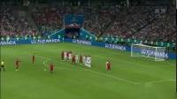 世界波伴着穿云箭2018世界杯十大进球迎面向你轰来!