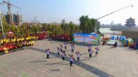 河津市城西蓓蕾幼儿园2018第五届亲子运动会
