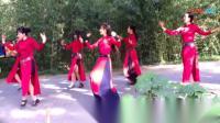 我在北京紫竹院公园广场舞《风筝误》20170610截了一段小视频