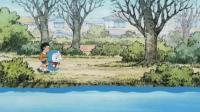 新版哆啦A梦:大雄观看未来的自己,未来的静香要和大雄结婚