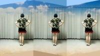 莲芳姐广场舞《北江美》原创16步