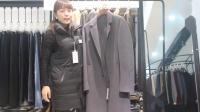 杭州AK男装(冬款双面羊绒大衣混批系列)仅1份 10件 1580元[注:不包邮】