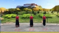 0001.今日头条-藏族抖肩舞《吉祥》基础教程教学 真是太简单了