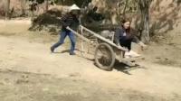 农村搞笑二货真实记录搞笑视频