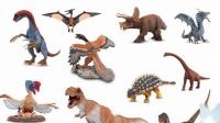 亲子  恐龙世界 侏罗纪世界  恐龙蛋之英雄小狐狸