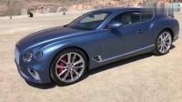 土豪新提的2019款宾利欧陆GT
