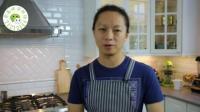 抹茶蛋糕卷的做法 烘培视频教程 手工制作蛋糕