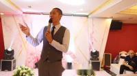 2018高峰婚礼主持视频