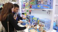 莫冉贸易亮相2018中国国际玩具及教育设备展览会