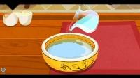 【小雪鹿鹿】宝宝巴士 中华美食节之粽子游戏