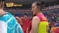 10月19日中国vs意大利-女排世锦赛半决赛全场
