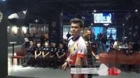 Lourence Ilagan vs Alexis Toylo-2018 PDC Asian Tour 10 Taipei Semifinal Two