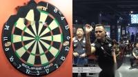 Lourence Ilagan vs Paul Lim-2018 PDC Asian Tour 10 Taipei Final