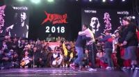 FE VS 杨明-巅峰对决-炸舞阵线2018