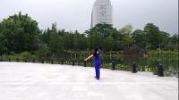 广州飘雪广场舞《南珈巴瓦》原创藏族舞附教学