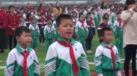 宁乡实验小学209班升旗仪式