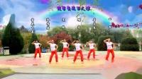 兰州蝶恋舞队:《卡路里》6人团队版,编舞:邓斌老师
