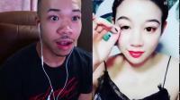 亚洲逆天美女卸妆术,吓坏外国小哥!搞笑视频