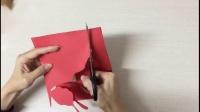 写意剪纸-蝴蝶随手剪(有音乐)