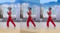 凤 凤凰《秀秀广场鬼步舞基础步之奔跑步由慢到快音乐演示》(1)
