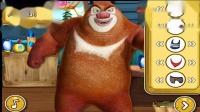 动画 熊大熊二这么爱打扮,超级好看,绝对第一次见
