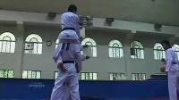 我在韩国跆拳道540后旋踢特技教学 标清截了一段小视频