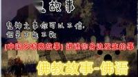 中国乡村鬼故事系列之佛教故事_1