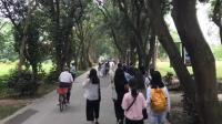 广东食品药品职业学院国际交流学院健康管理2班华南植物园一日游