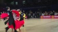 2018年中国体育舞蹈公开系列赛(温州站)职业组S决赛快步