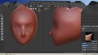 blenderCN-雕刻入门-新手学习01_关于参考图像与移动笔刷的使用方法