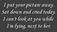 【夏力频道】唱歌学英语-美国乡村音乐(带字幕):Picture - Kid Rock ft. Sheryl Crow