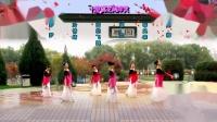 兰州蝶恋舞蹈队:《桃花渡》6人团队版,编舞:君君老师