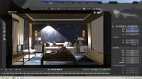 blenderCN-实时室内渲染01-启用实时灯光阴影与反射