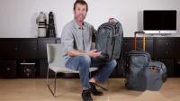 乐摄宝焦点系列旅行背包使用演示