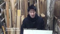 宮大工が職人技で教える初心者のための砥石台の作り方パート1 Making a Sharpening Stone Base Part 1