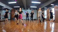 昆明拉丁舞,缔尚,教学视频,基本功练习,恰恰基本步,动作分解,零基础,表演