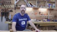 如何做脚踏车床How to build a Treadle Lathe- Part I