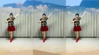 莲芳姐广场舞《前世今生的缘》水兵舞、编舞:云裳