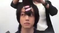 《我是大哥大》中伊藤健太郎的发型原来是这样做的